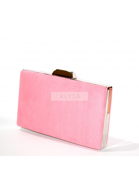 CLUTCH FIESTA ROSA CHICLE